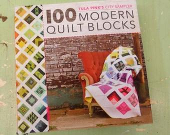Tula Pink's City Sampler...100 Modern Quilt Blocks...by Tula Pink