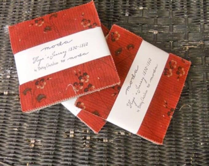 Hope's Journey charm pack by Betsy Chutchian moda fabrics