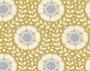 Maple Farm Wheatflower Dijon TIL100276-V11...a Tilda Collection designed by Tone Finnanger