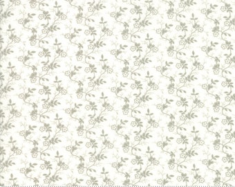 Rue 1800 44226-11 Porcelain vine by 3 Sisters for Moda Fabrics