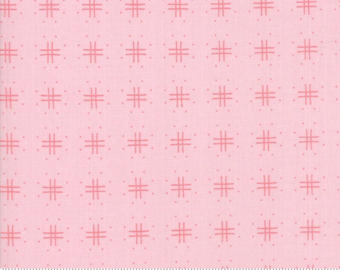 Lollipop Garden Pinkberry 5083 12 by Lella Boutique for Moda Fabrics