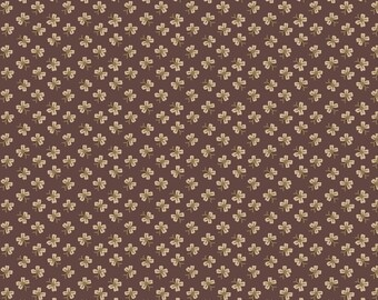 County Clare Brown Cross 0682-0142...designed by Karen Styles of Somerset Patchwork for Marcus Fabrics
