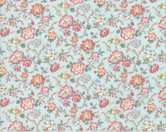 Trés Jolie Lawns Sea Mist 13874 16LW by French General for Moda Fabrics