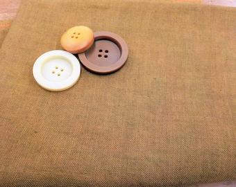 Weeks Dye Works, Havana, 36ct, Fat Quarter, 100% linen, cross stitch linen