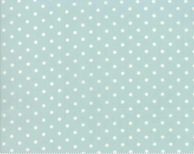 Amberley 18675 13 hometown sky dot by Brenda Riddle Designs for Moda Fabrics