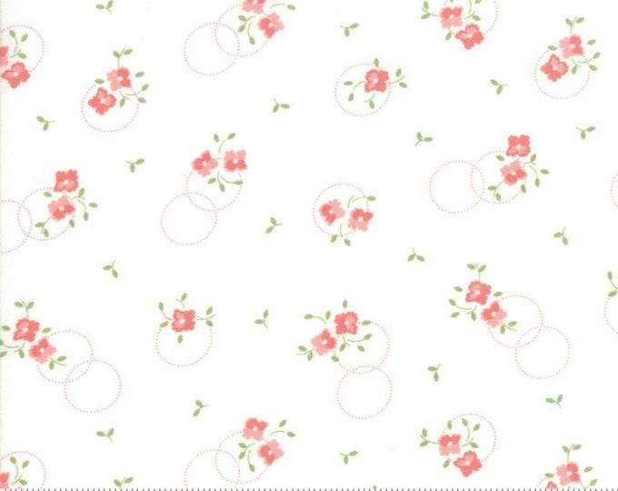 Sugarcreek White 29072 22 by Corey Yoder of Little Miss Shabby for Moda Fabrics