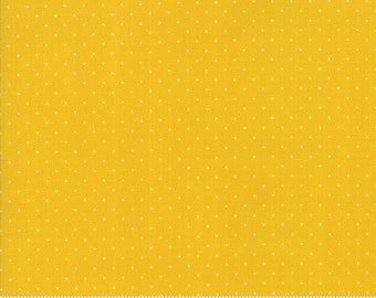 Play All Day Yellow 21098 137 by American Jane for moda fabrics
