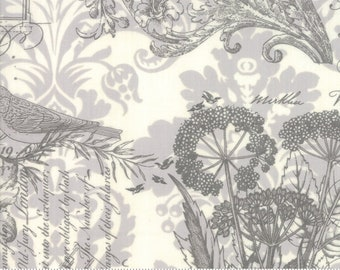 Memoirs Porcelain 44210 21 by 3 Sisters for Moda Fabrics