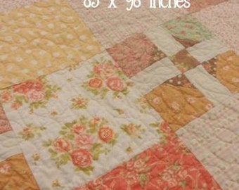 PDF Fresh pattern using Fig Tree by Mickey Zimmer for Sweetwater Cotton Shoppe