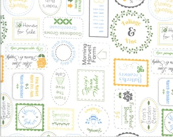 Spring Brook Cloud 29115 31 by Corey Yoder of Coriander Quilts for Moda Fabrics