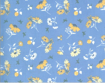 Spring Brook Bluebonnet 29111 18 by Corey Yoder of Coriander Quilts for Moda Fabrics