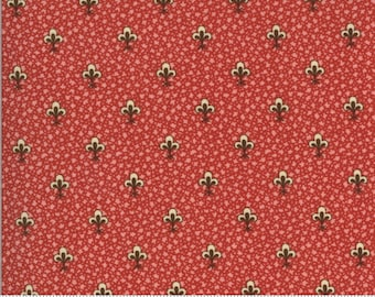 Elinores Endeavor Primrose 31613 12 fabric designed by Betsy Chutchian for Moda Fabrics