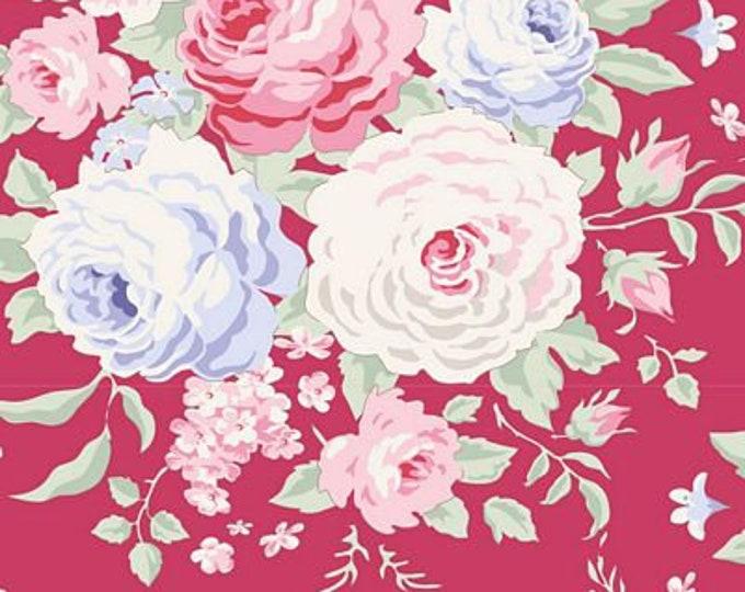 Old Rose Lydia Raspberry TIL100202-V11...a Tilda Collection designed by Tone Finnanger