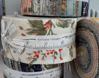 Daybreak jelly roll by 3 Sisters for Moda Fabrics
