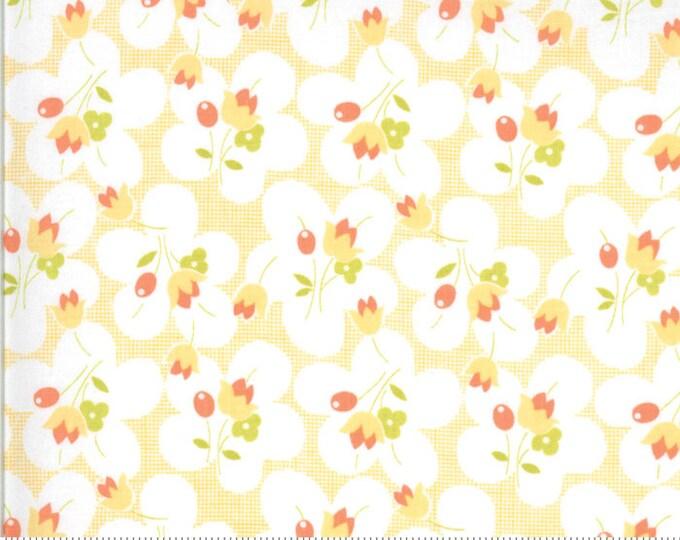 Chantilly Melon 20342 13 by Joanna Figueroa of Fig Tree Quilts for moda fabrics