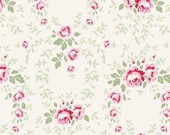 Old Rose Lucy Red Rose TIL100201-V11...a Tilda Collection designed by Tone Finnanger