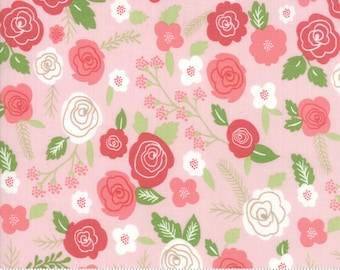 Lollipop Garden Pinkberry 5080 12 by Lella Boutique for Moda Fabrics