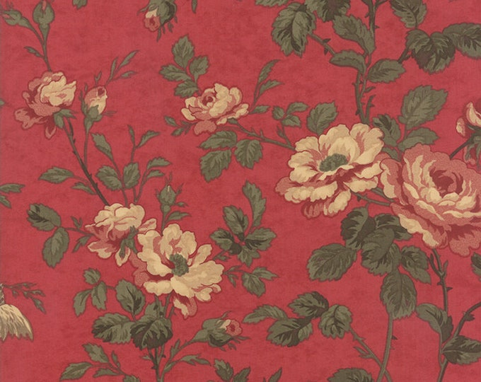 3 Sisters Favorites Rouge 3700 15 by 3 Sisters for moda fabrics