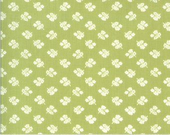 Sophie Small Floral Sprout 18712 19 by Brenda Riddle for Moda Fabrics