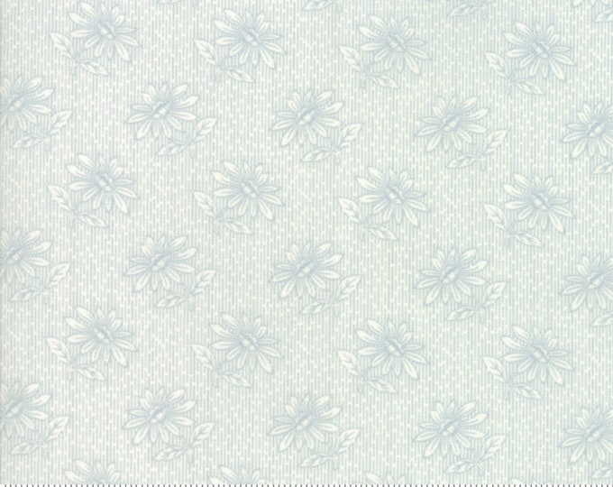 Victoria Blue Eyes 44164 22 by 3 Sisters for moda fabrics