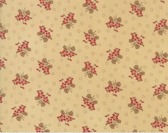 Hickory Road Cream 38062 11 by Jo Morton for Moda Fabrics