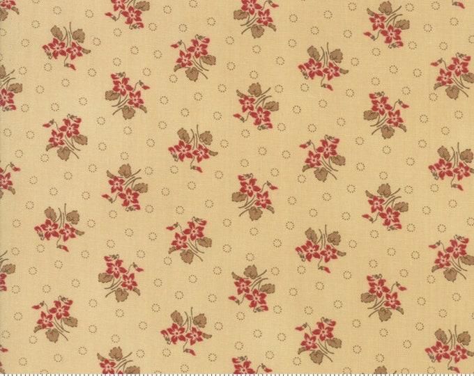 Hickory Road Cream 38062 11 by Jo Morton for Moda Fabrics