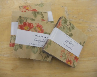 Courtyard treats by 3 Sisters Designs for moda fabrics