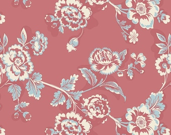 Jane Austen At Home Lady Catherine for Riley Blake Designs...classic floral