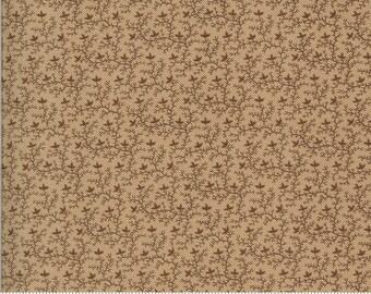 Yesterday Cream Brown 38103 15...designed by Jo Morton for Moda Fabrics