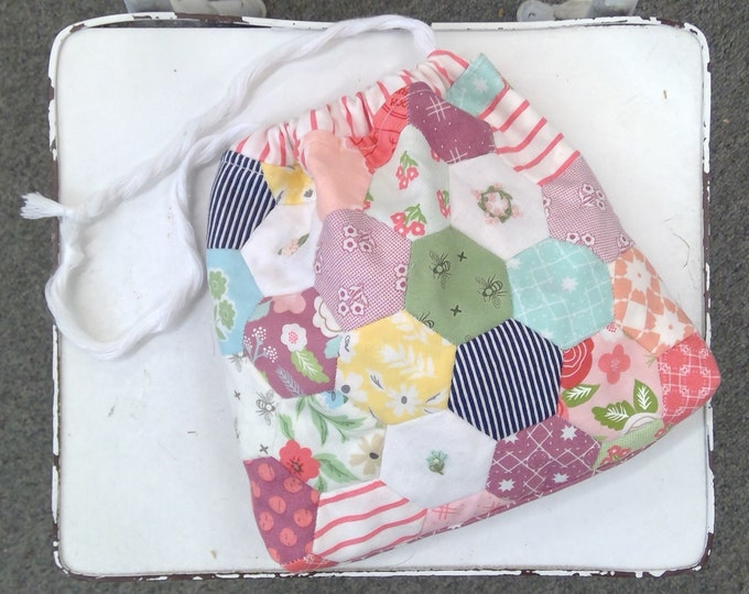 Dilly Bag kit...pattern designed by Treehouse Textiles...kit complete