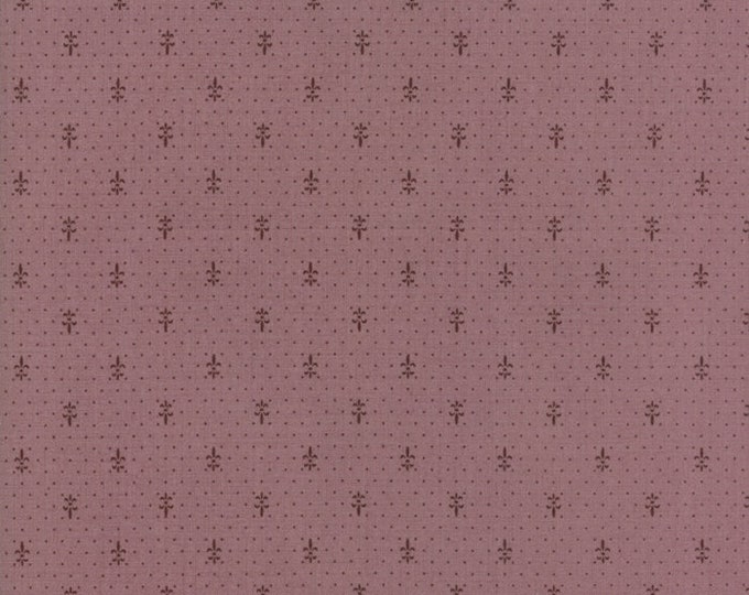 Jardin de Versailles Lavender 13816 16 by French General for moda fabrics