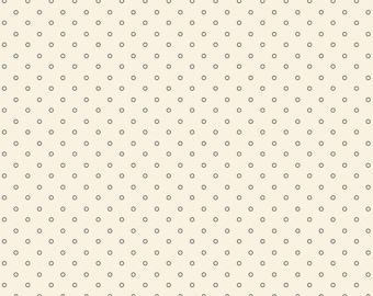 Delightful Dozen Cream Twelve by Sheryl Johnson R3112-CREAM for Marcus Fabrics