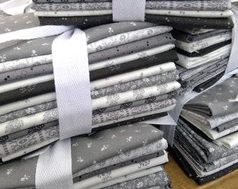 Urban Farmhouse Gatherings exclusive fat quarter bundle by Primitive Gatherings for Moda Fabrics...12 fat quarters