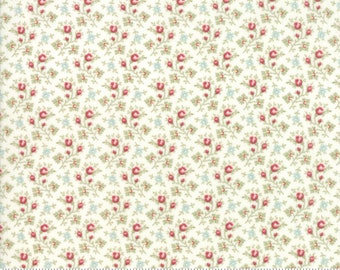 Porcelain Porcelain 44195 11 by 3 Sisters for moda fabrics