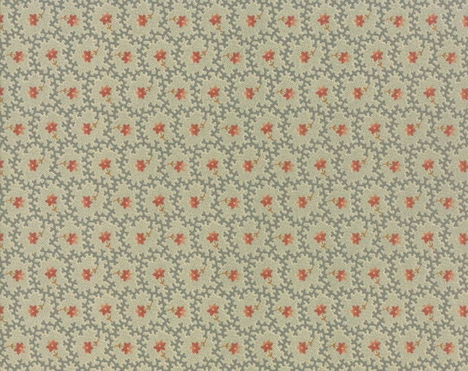 Heritage, collections for a cause 10th Anniversary, Aqua 46004 11 by Howard Marcus for Moda Fabrics