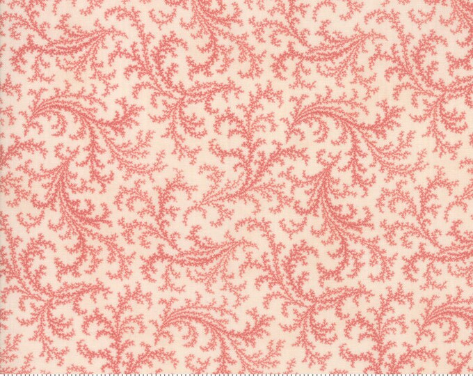 Porcelain Blossom 44194 15 by 3 Sisters for moda fabrics
