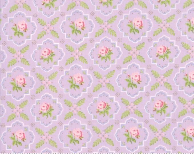 Finnegan 18682-15 Lilac by Brenda Riddle Designs for Moda Fabrics