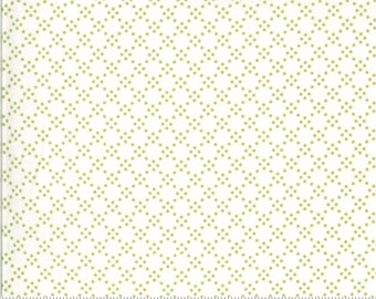 Dover Tonal Dot Willow 18704 16 by Brenda Riddle for Moda Fabrics