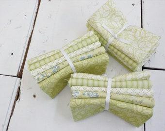 Dover Willow 5 fat quarter bundle...designed by Brenda Riddle for Moda Fabrics