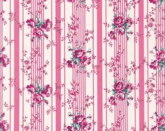 Primrose Ruru Marie Floral QGRU238016D by Quilt Gate for Robert Kaufman