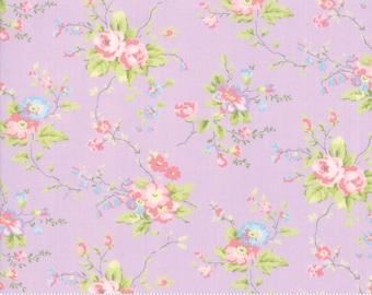 Finnegan 18680-15 Lilac by Brenda Riddle Designs for Moda Fabrics