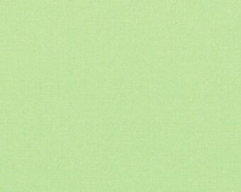 Bella Solids Green Tea 9900 187 by moda fabrics