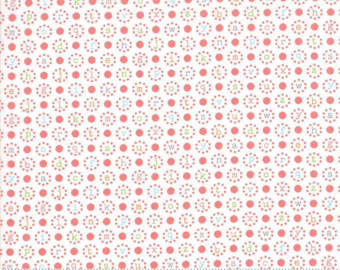 Sugarcreek White 29074 32 by Corey Yoder of Little Miss Shabby for Moda Fabrics
