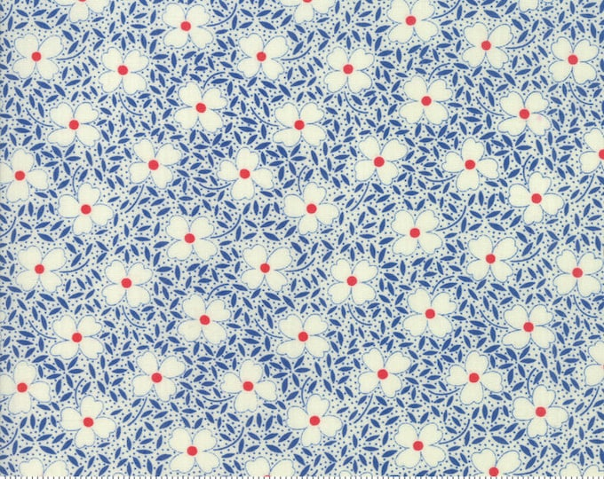 30s Playtime 2018 Bluebell 33351 17 by Chloe's Closet for Moda Fabrics