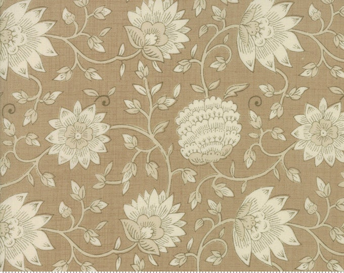 La Vie En Rouge Oyster 13822 17 by French General for Moda Fabrics