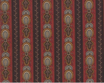 Lancaster Rust 38080 15 by Jo Morton for moda fabrics