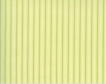Dover Ticking Stripe Willow 18705 17 by Brenda Riddle for Moda Fabrics