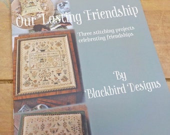 Our Lasting Friendship by Blackbird Designs...cross-stitch design