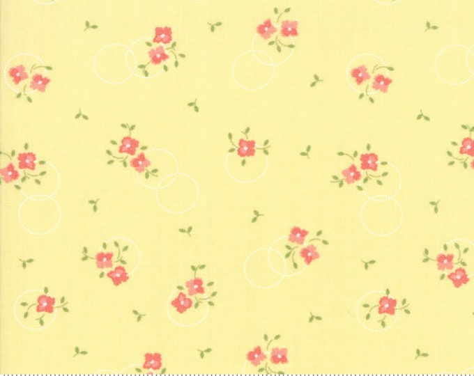 Sugarcreek Goldenrod 29072 16 by Corey Yoder of Little Miss Shabby for Moda Fabrics