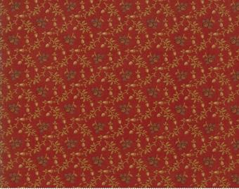 Spice It Up Redder Rust 38055 16 by Jo Morton for Moda Fabrics